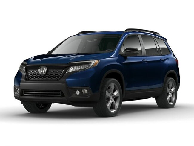 New Honda 2019 Honda Passport Touring AWD SUV for sale in Toledo