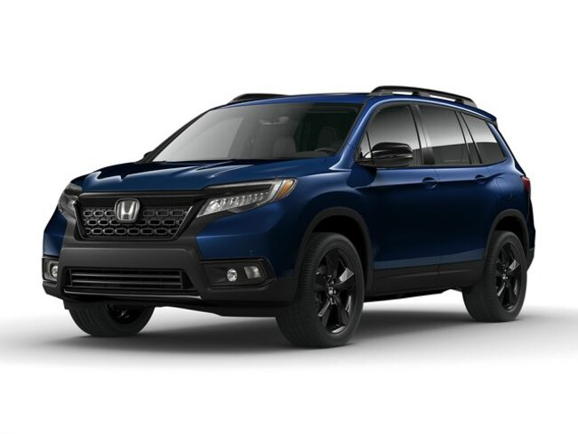 New 2019 Honda Passport Elite AWD SUV in the Bay Area