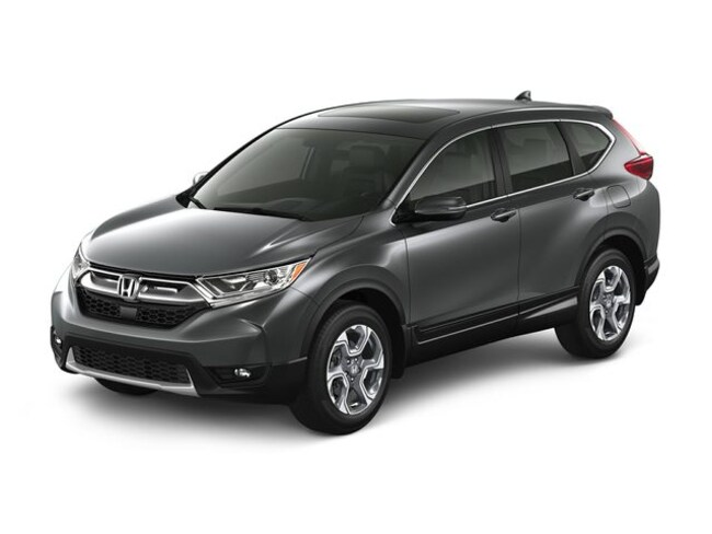 New 2019 Honda CR-V EX 2WD SUV in Hampton, VA