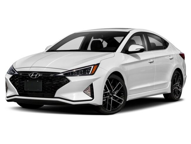 2019 Hyundai Elantra Sport Sedan For Sale in Northhampton, MA