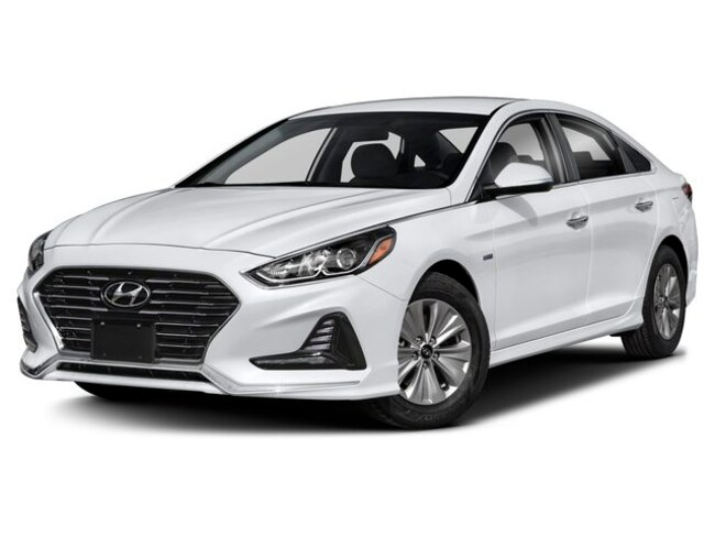 New 2019 Hyundai Sonata Hybrid SE Sedan for sale in Dublin, CA