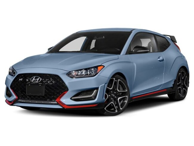 2019 Hyundai Veloster N Manual
