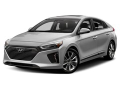 New  2019 Hyundai Ioniq Hybrid Blue Hatchback for Sale in Idaho Falls, ID