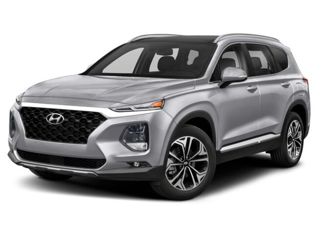 New 2019 Hyundai Santa Fe Ultimate 2.0T SUV for sale in Fort Wayne, Indiana