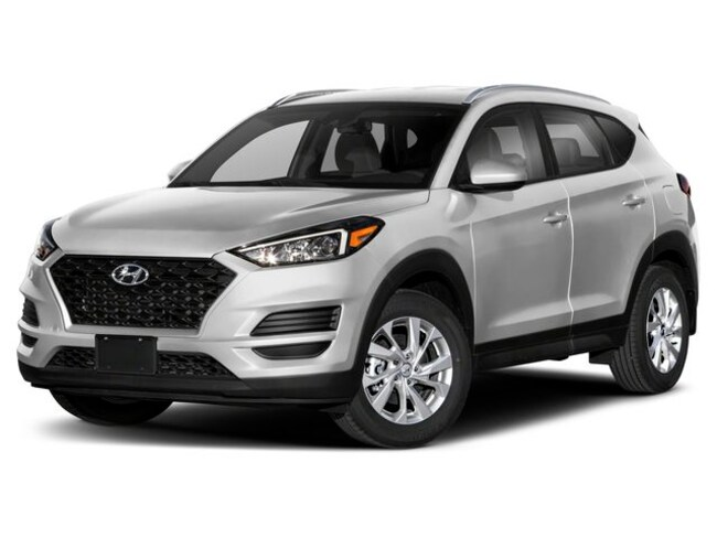 New 2019 Hyundai Tucson SE SUV for sale in Greensville NC