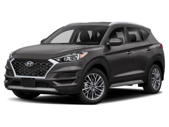 New 2019 Hyundai Tucson SEL SUV for sale in Anaheim
