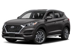 2019 Hyundai Tucson AT ULT