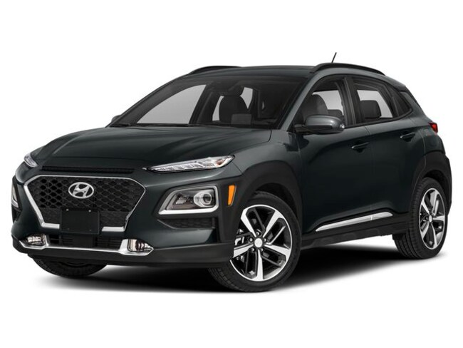 New 2019 Hyundai Kona Limited SUV For Sale in Fall River, MA