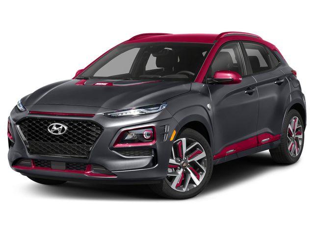 2019 Hyundai Kona Iron Man Utility