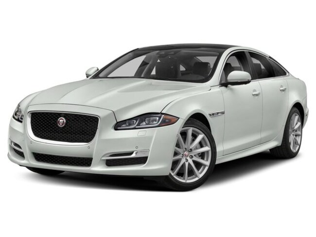 New 2019 Jaguar XJ R-Sport For Sale Los Angeles California