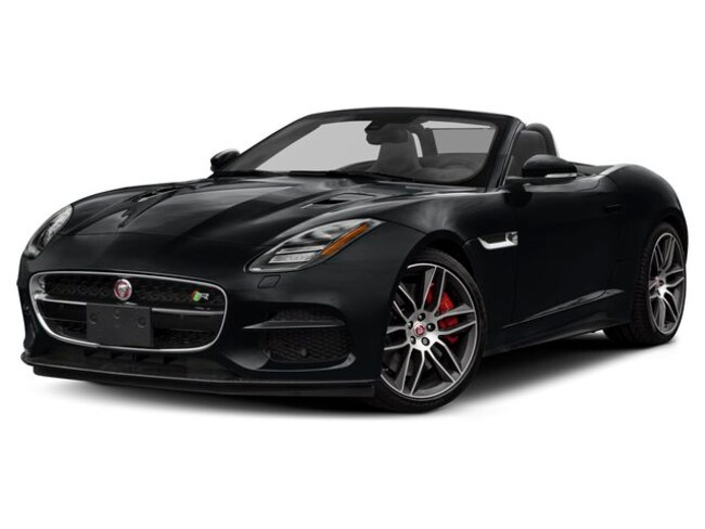 New 2019 Jaguar F-TYPE P340 Convertible For Sale Los Angeles California