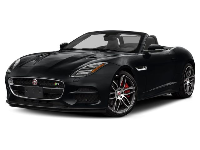 2019 Jaguar F-TYPE R-Dynamic Convertible