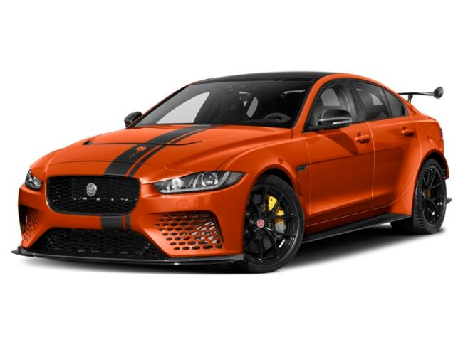 2019 Jaguar XE Project 8 Sedan