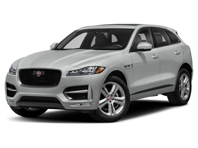 New 2019 Jaguar F Pace For Sale In Houston Tx Stock Ka360904
