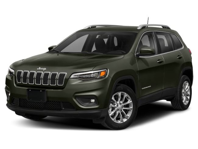 New 2019 Jeep Cherokee HIGH ALTITUDE 4X4 Sport Utility Near Buffalo