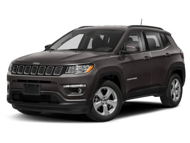 New 2019 Jeep Compass ALTITUDE 4X4 Sport Utility in Johnston, RI