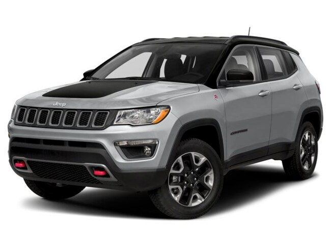 New 2019 Jeep Compass TRAILHAWK 4X4 Sport Utility Near Fitchburg