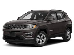 Used 2019 Jeep Compass Limited 4x4 SUV for sale in Fowlerville, MI