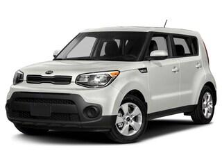 2019 Kia Soul Base SUV KNDJN2A27K7635907 In Deland FL