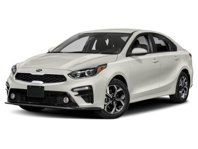 New 2019 Kia Forte LX Sedan West Nyack