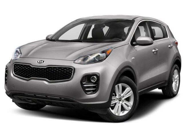 New 2019 Kia Sportage LX SUV for sale in White Plains