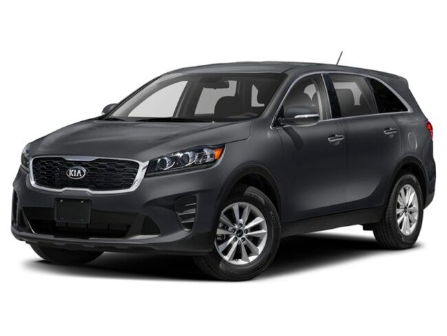 New 2019 Kia Sorento 3.3L LX SUV Burlington, MA