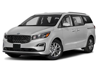 New 2019 Kia Sedona EX Minivan/Van in American Fork, UT