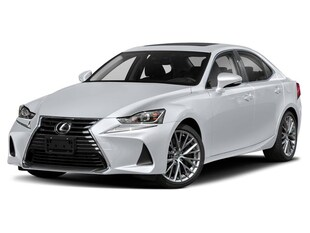 2019 LEXUS IS300 (AWD) BASE