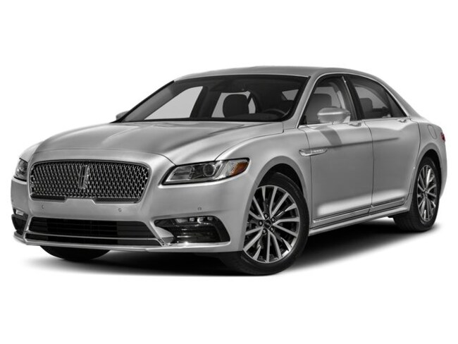 2019 Lincoln Continental Sel SEDAN Car