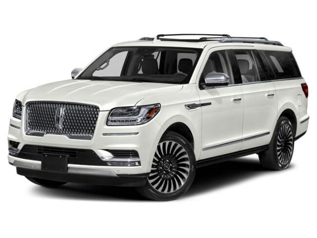 2019 Lincoln Navigator Black Label L SUV