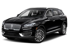 New 2019 Lincoln Nautilus Reserve SUV for sale in Decatur, IL