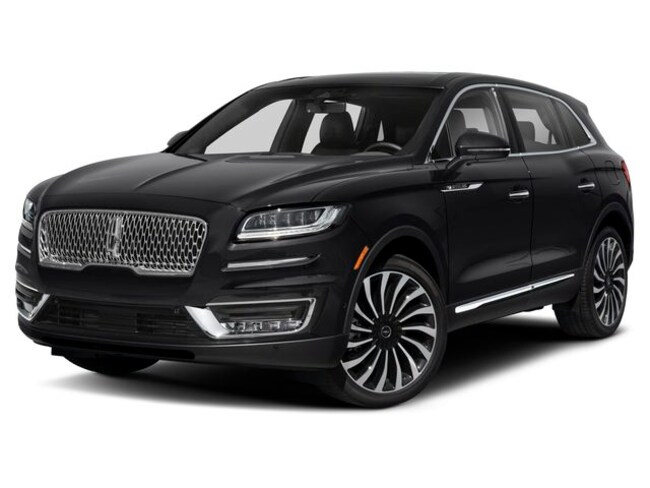 2019 Lincoln Black Label Nautilus Crossover