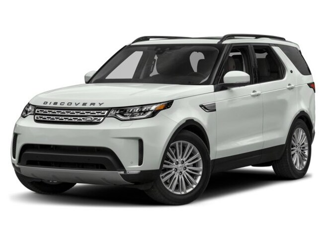 Used 2019 Land Rover Discovery HSE SUV For Sale in Southampton NY