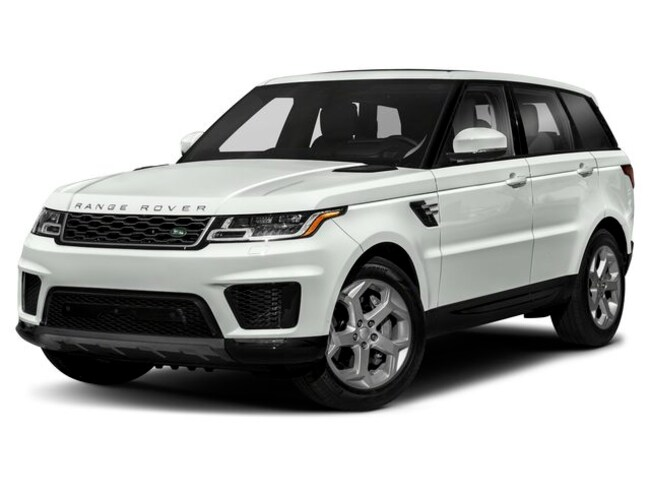 New 2019 Land Rover Range Rover Sport HSE SUV for sale in North Houston