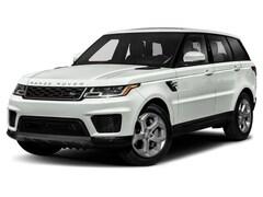 New 2019 Land Rover Range Rover Sport SUV Orange County California
