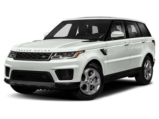 New 2019 Land Rover Range Rover Sport SVR SUV Orange County California