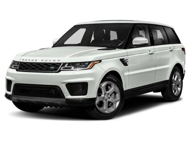 2019 Land Rover Range Rover Sport 5.0 Supercharged SVR