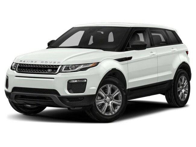 New 2019 Land Rover Range Rover Evoque SE SUV in Appleton, WI
