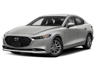 2019 Mazda Mazda3 GS- DEEP CRYSTAL BLUE- FWD- AUTO- LUXURY PKG Sedan