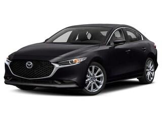 2019 Mazda Mazda3 Select Package Sedan JM1BPBAM4K1118132 for sale in Medina, OH at Brunswick Mazda