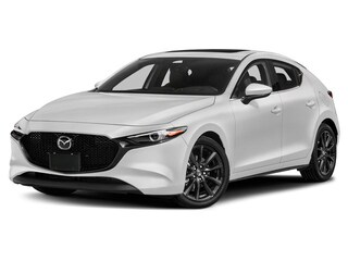 New 2019 Mazda Mazda3 Premium Package Hatchback M366 for Sale in Evansville at Magna Motors