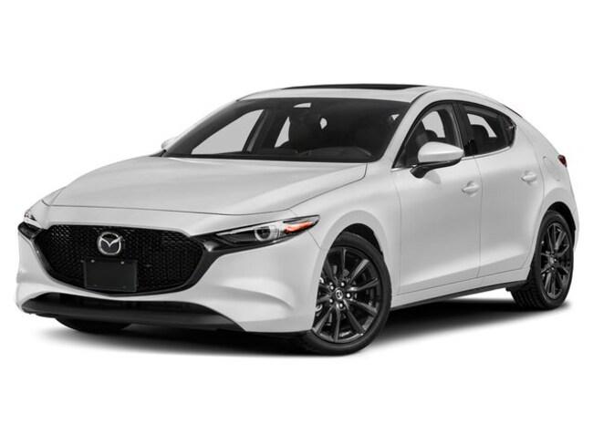 2019 Mazda Mazda3 w/Premium Package All-wheel Drive Hatchback