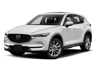 2019 Mazda CX-5 GT w/Turbo SUV