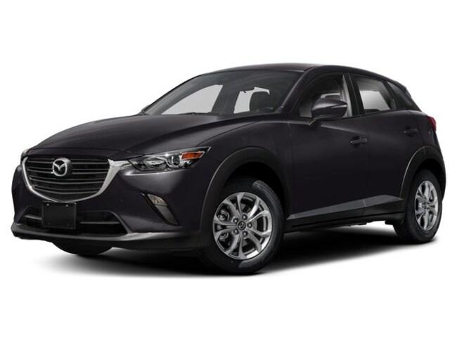 2019 Mazda Mazda CX-3 Sport All-wheel Drive SUV