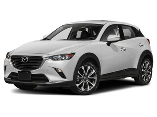 New Mazda vehicles 2019 Mazda Mazda CX-3 Touring SUV for sale near you in Ann Arbor, MI