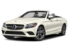 New 2019 Mercedes-Benz C-Class C 300 4MATIC Cabriolet for sale in Denver