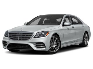New 2019 Mercedes-Benz S-Class S 450 4MATIC Sedan in Baltimore