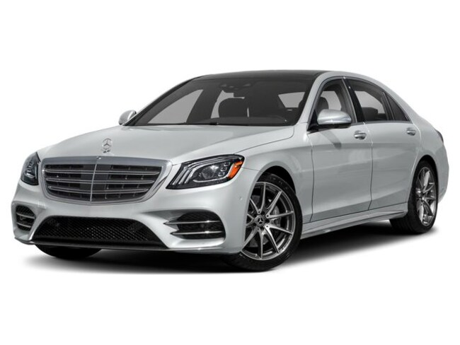2019 Mercedes-Benz S-Class S 450 4MATIC AWD S 450 4MATIC  Sedan