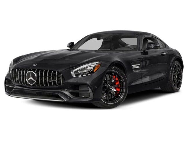 New 2019 Mercedes-Benz AMG GT S Coupe In San Francisco Bay Area
