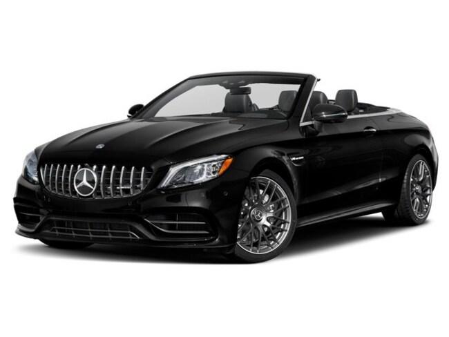 New 2019 Mercedes-Benz AMG C 63 S Cabriolet Bentonville, AR